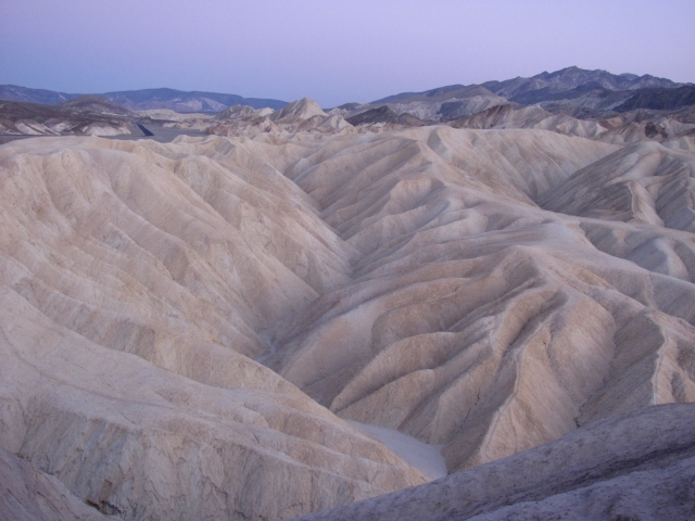 Zabriskie Point in DV 2