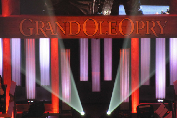 Scherm Grand Ole Opry
